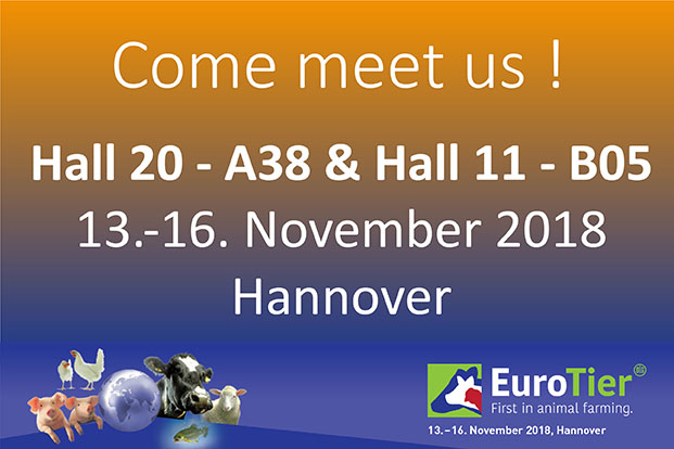 eurotier antibioc reduction animal welfare cattle cow poultry fattener pig