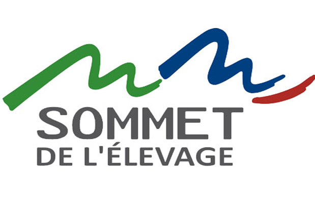 Logo salon Sommet elevage Clermont 2017