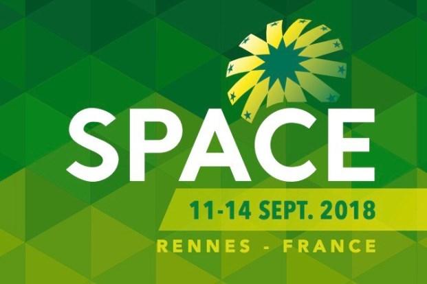logo space fair rennes 2018