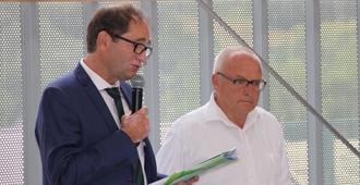 Vincent Van Ceulen NUTRAL et Maurice Jarry Chateauneuf sur Sarthe