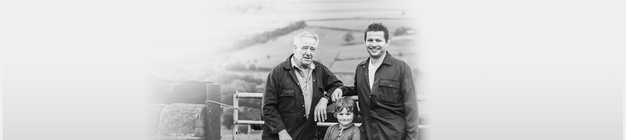bandeau corporate techna famille agriculteurs